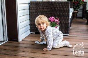 Taras Kompozytowy Bezpieczny Dla Dziecka zdjęcie nr 1